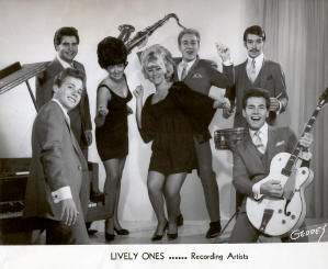 Dave C And The Sharptones Diane Hi Spy